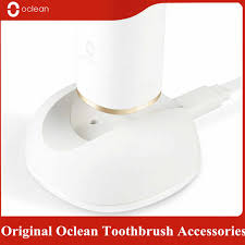 <b>Oclean</b> X/Z1 <b>2</b> in <b>1 Design</b> Electric Toothbrush Charging Base ...