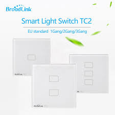 <b>Smart Home Automation</b> Kit <b>Broadlink S1</b>/<b>S1C</b> TC2 2 Gang Wifi ...