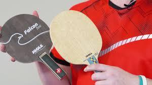 How to Choose Your JOOLA <b>Table Tennis Blade</b> - YouTube