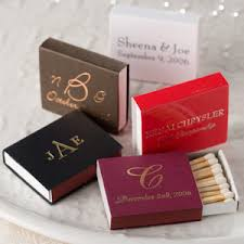 custom matchboxes