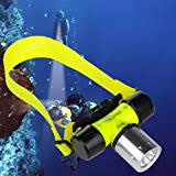 Kangnice 3500Lm T6 LED Waterproof Underwater ... - Amazon.com