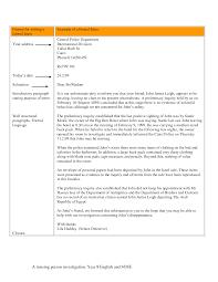 letter mail format informatin for letter format for writing a letter crna cover letter