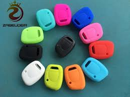 1pcs of <b>New Replacement Silicone</b> car <b>key</b> cover case For Renault ...