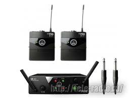 <b>Радиосистема AKG WMS40</b> Mini