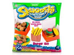 товар для детей Набор для творчества <b>Skwooshi</b> Бургер (<b>масса</b> ...