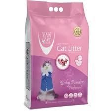 <b>VAN CAT Baby Powder</b> Scented Cat Litter • Petmania