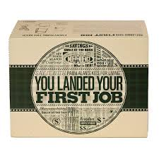 you landed your first job kit congratulations gift for new job you landed your first job kit 2 thumbnail