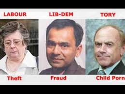 Image result for tory liars