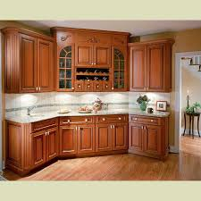 Image result for wood cabinets kitchen remodeling