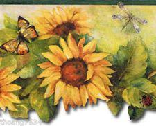 Pin on <b>Sunflowers</b> for the wall