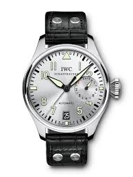 IW500906-Big Pilot's Watch For <b>Father and Son</b>