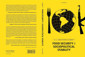 books christopher b barrett food security and sociopolitical stability