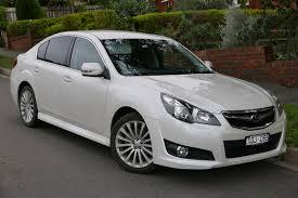 Subaru Legacy (fifth generation) - Wikipedia