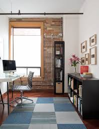 home office rug gorgeous rug adds a touch of softness to the home office design pause black shag rug home office