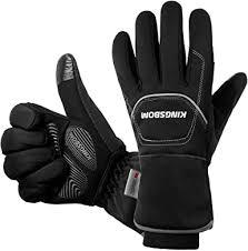KINGSBOM - 3M Thinsulate <b>Winter Touch</b> Screen <b>Warm</b> Gloves