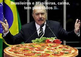 Resultado de imagem para pizza sarney corrupção