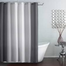 Silver Curtains For Bedroom Modern Bedroom With 96 Inch Long Grey Shower Curtains And