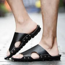 <b>Summer Men's</b> Thong <b>Sandals</b> Home <b>Outdoor</b> Beach Shoes Sport ...
