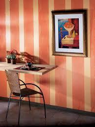 Orange Bedroom Wallpaper Decorative Painting Techniques Diy