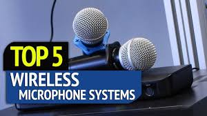 TOP 5: <b>Wireless Microphone Systems</b> - YouTube