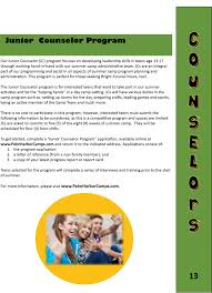 junior counselors csa palm harbor click for counselor info