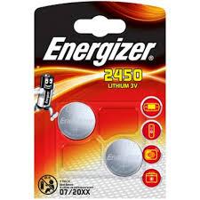 Купить <b>Батарея Energizer CR2450</b> 3V Lithium 2шт. в каталоге ...