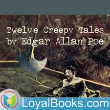 12 Creepy Tales by Edgar Allan Poe