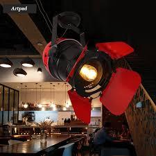 <b>Artpad</b> American Loft <b>Vintage Ceiling Lights Retro</b> Rotatable Led for ...