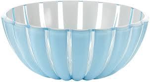 """<b>Салатник Guzzini</b> """"Grace"""", цвет: голубой, диаметр <b>20 см</b>, 1,5 л ..."""