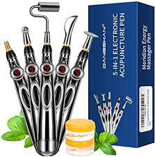 5-in-1 Acupuncture Pen, Electronic Acupuncture Pen ... - Amazon.com