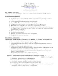 marketing specialist resume com marketing specialist resume and get inspiration to create a good resume 19