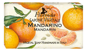 Florinda <b>натуральное мыло passione di</b> frutta mandarino 100г ...