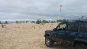 Watch Me Take My $600 Moab Jeep On <b>Sand</b> Dunes Live Right Now