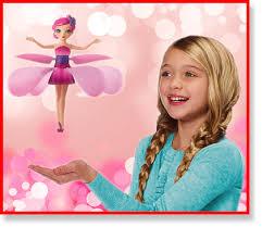 <b>Летающая</b> кукла <b>фея Flying Fairy</b> | Игрушка для девочек, цена 286 ...