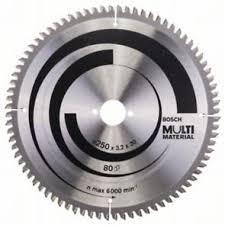<b>Диск пильный</b> универсальный <b>250х30мм</b> 80Т Multi Material <b>Bosch</b> ...