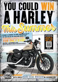 book tickets for win a harley reg this summer quicket you could win a harleyreg this summer
