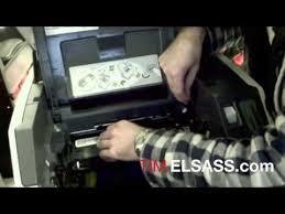 HP <b>Color</b> LaserJet 2840 Carousel Alignment, and Toner <b>Replacement</b>