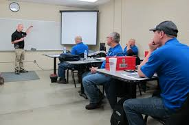steelworkers boosting tech skills to get back to work many of the students in southwestern illinois college s technical education program are laid off steel workers