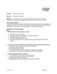 Pic Retail Manager Cv Template Example 1 1 Pagejpg Fashion Retail ... fashion retail resume examples: clothing retail sales associate resume quotes