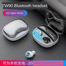 Compare <b>Wireless TWS</b> Bluetooth Headset 5.0 Private Digital ...