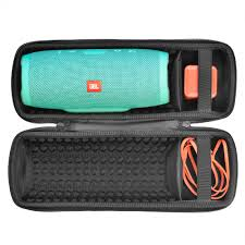 <b>2018 Newest PU</b> EVA <b>Carry</b> Protective Speaker Box Pouch Cover ...