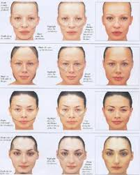 how to correct face shape with makeup your face shape is beautiful just as it is