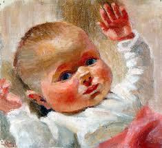 Emil Czech (1862 – 1929, Czech) - mothers-joy