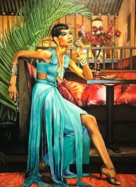 <b>Modern Cleopatra</b> (SOLD) - McCaughen and BurrMcCaughen and ...