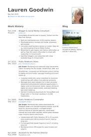 Buyer Resume samples   VisualCV resume samples database Home Design Resume CV Cover Leter Social Media Specialist Resume samples