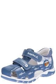 Купить <b>сандалии</b> на летний период для мальчика «<b>Kapika</b> ...