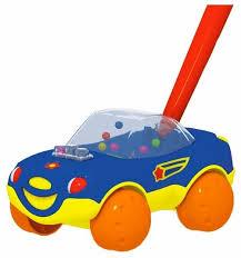Каталка-<b>игрушка</b> Stellar <b>Машинка</b> (01369) — купить по выгодной ...