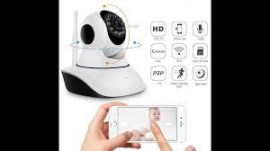 <b>V380</b> Wireles Camera - WiFi Monitoring - Remote Intelligent Baby ...