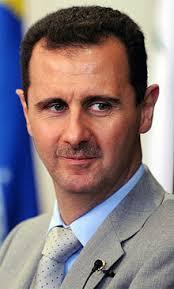 """O presidente sírio, Bashar Al Assad, disse hoje (21) que está aberto a """"soluções sinceras"""" para a crise no seu país, desde que a soberania seja respeitada. - 220px-Bashar_al-Assad_(cropped)-20121021-203545"""
