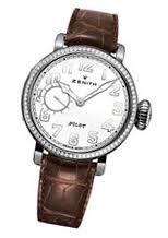 <b>Часы Zenith 16.1930.681_31</b>.<b>C725</b> женские в интернет-магазине
